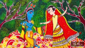 what is mithila painting