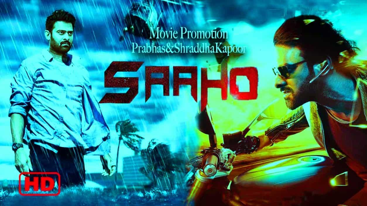 Saaho full movie leaked free download on Tamilrockers