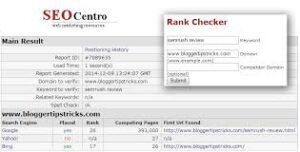 google rank tools